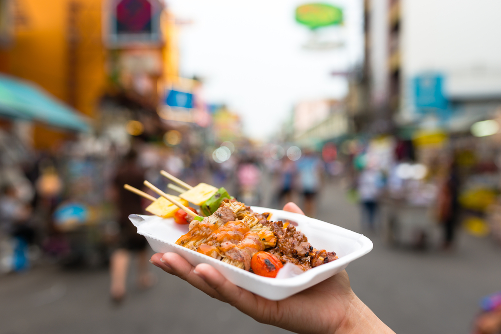 Street Food – The 2018 food trend you need to follow