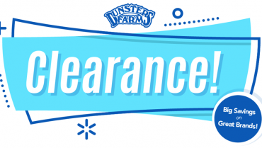 New clearances – grab them before they're gone!