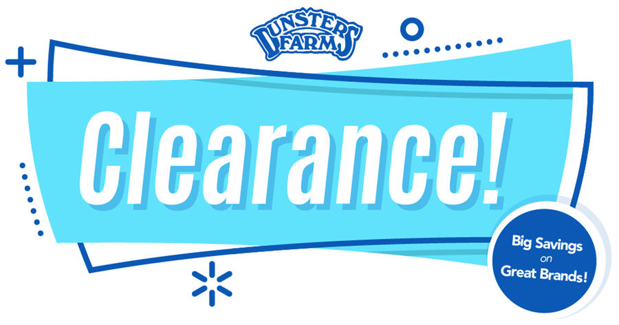 January clearances – grab them before they're gone!