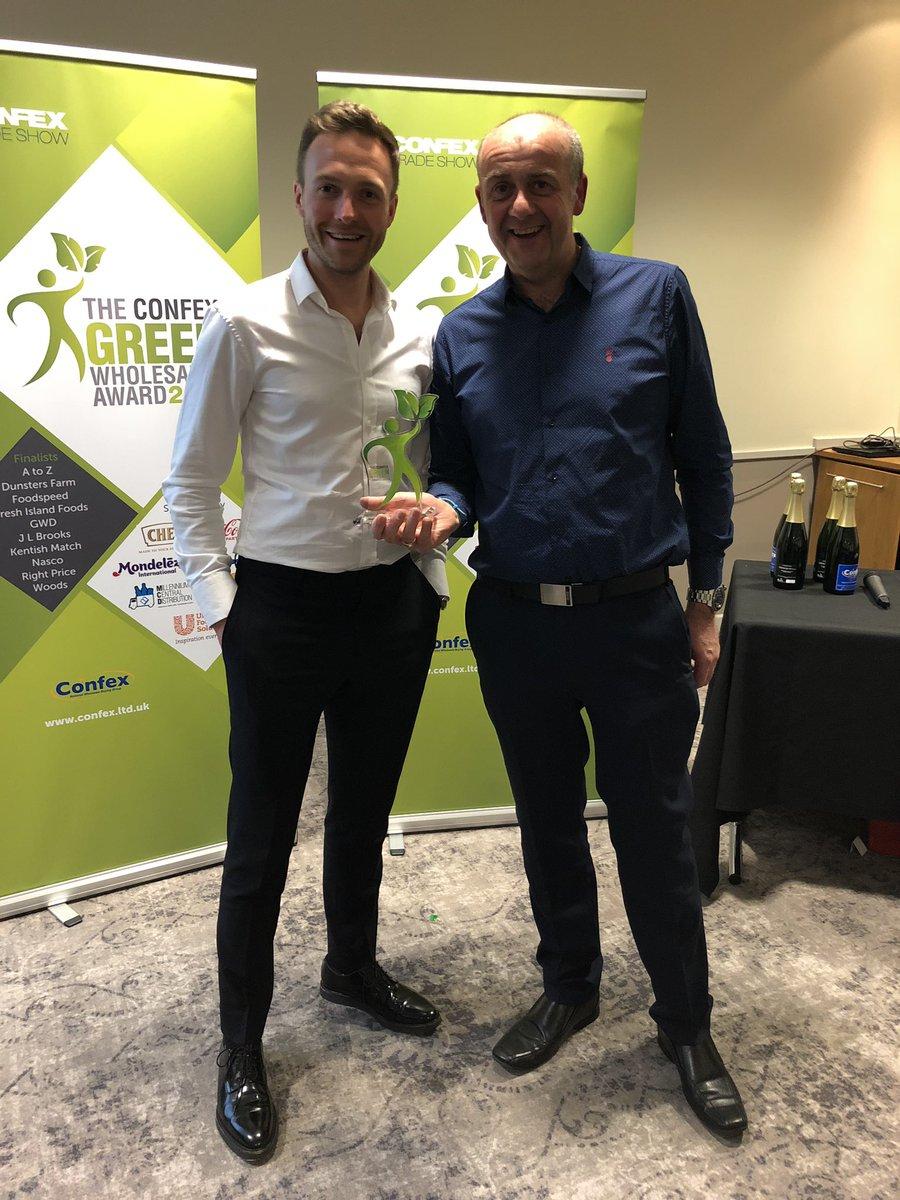 Dunsters Farm scoops top award!