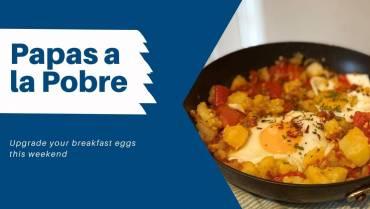 Recipe: Papas a la Pobre (Poor Man's Potatoes)