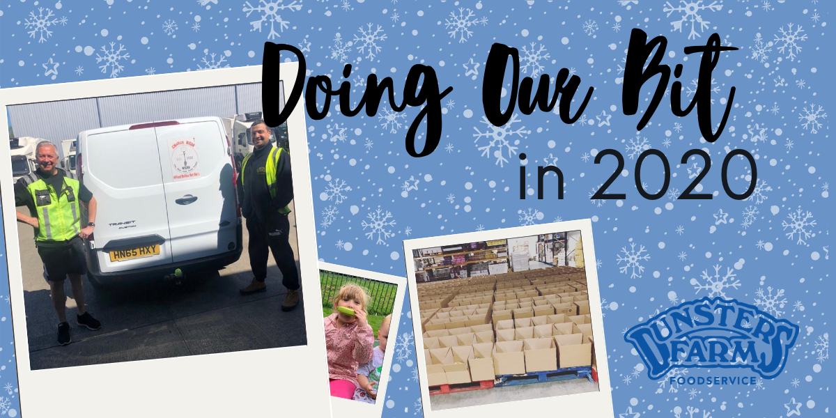 Doing our Bit in 2020 – Offering our help in a challenging year!
