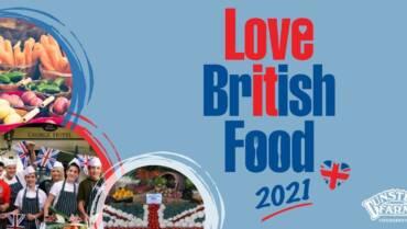 British Food Fortnight 2021!
